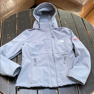 North Face Soft Shell Jacket - Summit Series